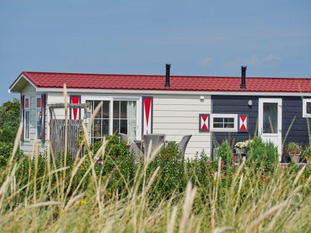 Camping Olmenveld, Serooskerke (W) © foto: Joop van Houdt